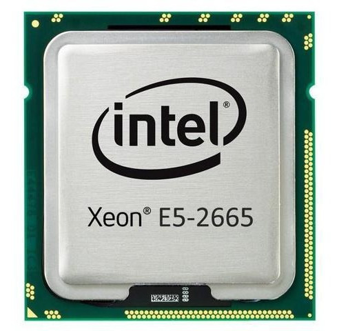 Processador Intel Xeon E5-2665 Octa Core 2.40ghz/20m/8.00gt
