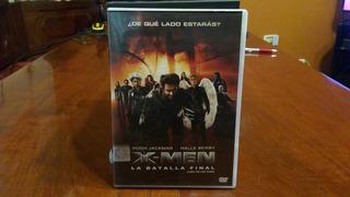 Dvd Original X-men La Batalla Final