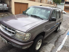 Ford Explorer Limited 4x4 6cc Gaso