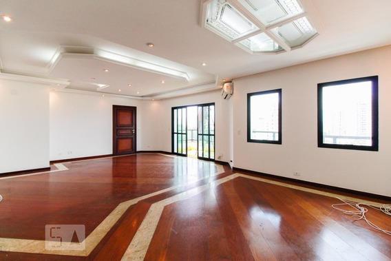 Apartamento Para Aluguel - Jardim Anália Franco, 3 Quartos, 161 - 893018780