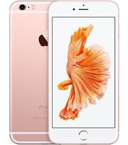 Apple iPhone 6s+ 16gb Nuevo Rosa Dorado Liberado Envio Grati