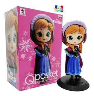 Anna Frozen Princesa Qposket Banpresto Cf