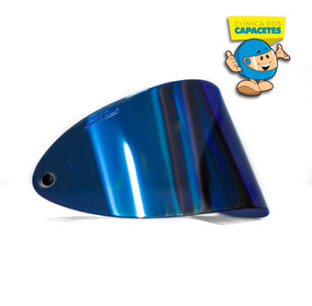 Viseira Para San Marino Azul Iridium 2mm