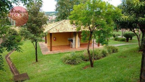 Terreno À Venda, 250 M² Por R$ 180.000,00 - Condomínio Residencial Alto Bonfim I - Ribeirão Preto/sp - Te0890