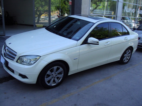 Mercedes-benz Clase C200 Cgi Mt Blueefficiency