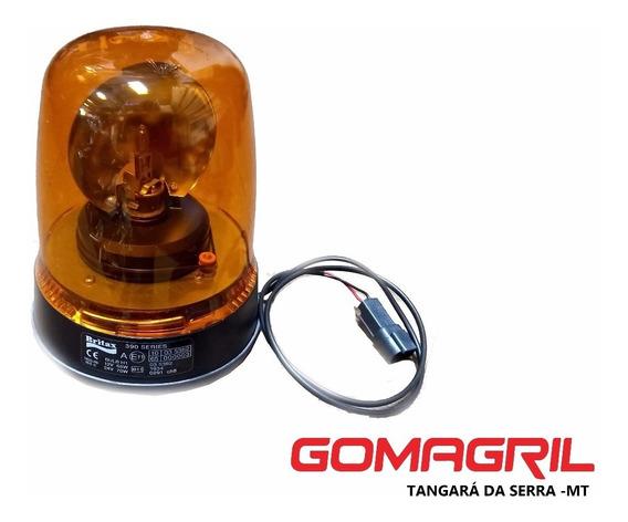 Giroflex Luz De Emergência Sinalizador Colheitadeiras