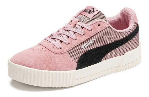 Tênis Puma Carina Lux Rose Feminino - 37054