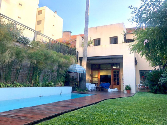 Casa En Venta Belgrano - Pileta, Jardín Vitraux - Lote Propio