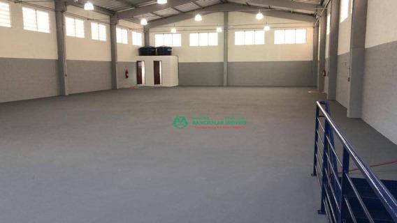Galpão Para Alugar, 1104 M² Por R$ 15.000/mês - Portal Do Santa Paula - Cotia/sp - Ga0221