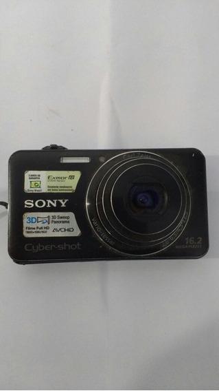 Câmera Sony Cyber Shot 16.2 Mp Com Defeito Leia Tudo