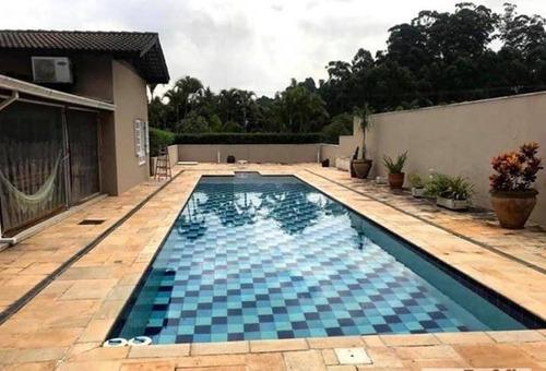 Casa Em Condominio De Alto Padrão -  Tamboré 1 - So0330