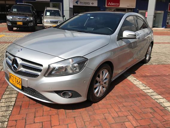 Mercedes-benz Clase A200 2013