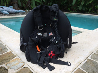 Chaleco Para Buceo Bcd