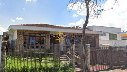 Casa Para Alugar No Bairro Jardim Social Em Curitiba - Pr.  - 7363-2
