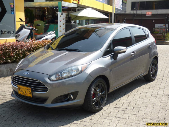 Ford Fiesta Se Mt 1.6 Hb