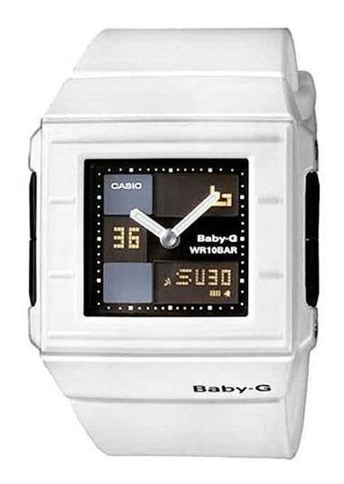 Reloj Baby-g Mujer Blanco Bga-200-7e2dr
