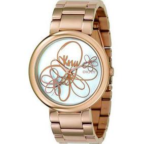Relógio Dkny - Ny4892 - Rose - Mostrador Madrepérola