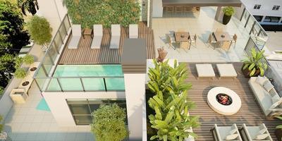 Apartamento Em Cabral, Curitiba/pr De 85m² 3 Quartos À Venda Por R$ 655.322,00 - Ap254628