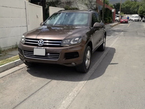 Blindada 2011 Vw Touareg V6 Tdi Nivel 4 Plus Blindados