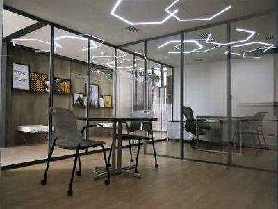 Oficina Renta En Santa Fe, Servicios Y Muebles Incluidos