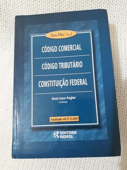 Código Comercial, Código Tributário, Constituição Federal
