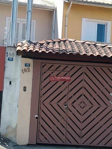 Casa À Venda, 118 M² Por R$ 380.000,00 - Jardim Santa Cecília - Guarulhos/sp - Ca0866