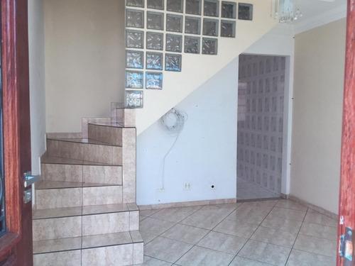 Sobrado 2 Quartos Santo André - Sp - Vila João Ramalho - V4447