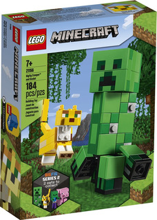Lego® Minecraft - Bigfig: Creeper Y Ocelote (21156)