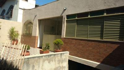 Casa 03 Quartos 03 Vagas Com Barracão No Bairro Santa Ines - 1099