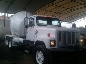 Camion Revolvedor De Concreto International 1992,trompo