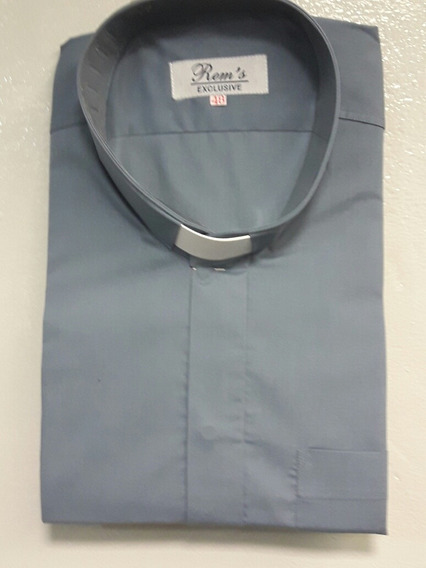 Camisa Para Sacerdotes Talles Espaciales
