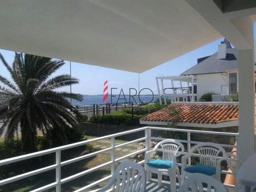 Casa En La Península 5 Dormitorios Con Parrillero Y Garage-ref:32755