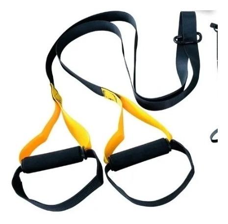 Fita De Suspensão Trx Para Treinamento. Funcional, Pilates.