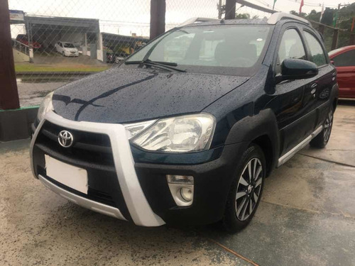 Toyota Etios Cross 2015 1.5 16v 5p