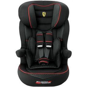 Cadeira Para Auto Ferrari I-max Sp Black 09 36kg