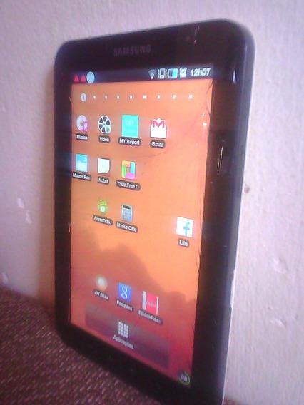 Tablet Sansumg. Tab 2. Tela 7. 16gb Memoria. Modelo Gt-p1010
