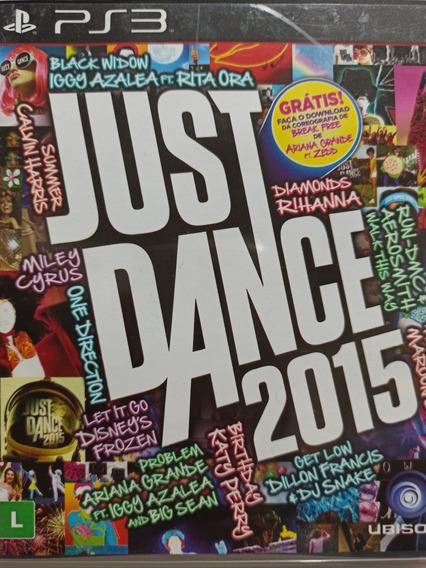 Just Dance 2015 Ps3 Original , Midia Física,a Pronta Entrega