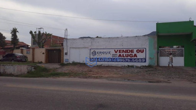 Terreno À Venda, 540 M² Por R$ 400.000 - Parque Iracema - Maranguape/ce - Te0086