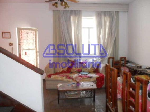Casa De Vila-à Venda-tijuca-rio De Janeiro - C2794