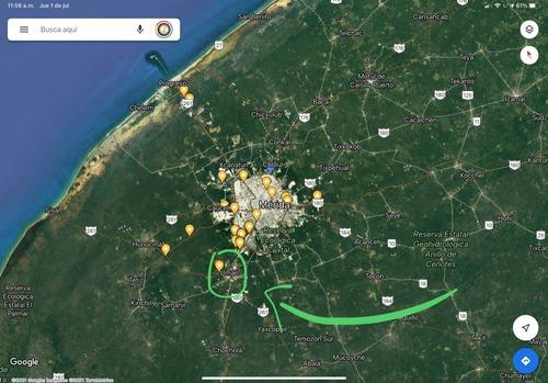 Imagen 1 de 16 de De 4,000 M2 A 1,000 M2 Merida Uman  Parque Industrial Nave R