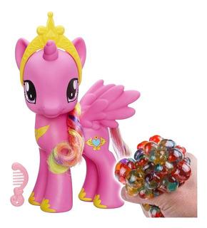 Muñeco Figura My Little Pony Hasbro + Squishy Regalo El Rey