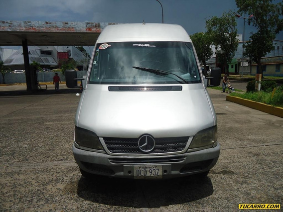 Mercedes Benz Sprinter 413