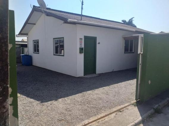 Casa Em Guarda Do Cubatão, Palhoça/sc De 150m² 3 Quartos À Venda Por R$ 159.000,00 - Ca351017
