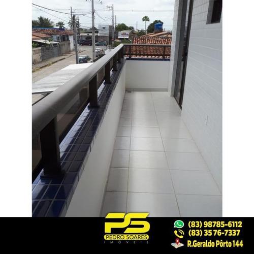 Apartamento Com 2 Dormitórios À Venda, 60 M² Por R$ 150.000 - Mangabeira - João Pessoa/pb - Ap1898