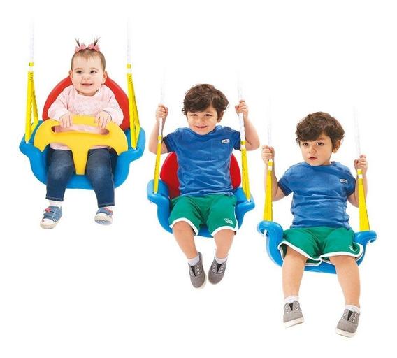 Hamaca Infantil Jumbo 3 En 1 Para Bebes Desde 12 Meses Ramos