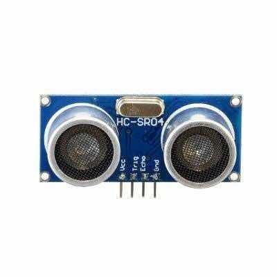 Sensor Ultra-sônico Hc-sr04 Arduino Raspberry