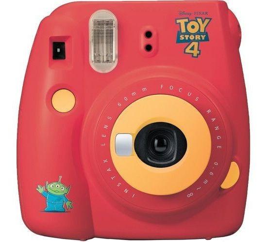 Câmera Instax Mini 9 Toy Story 4 Fujifilm