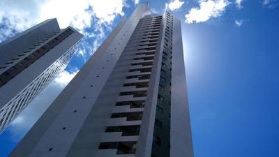 Apartamento Com 3 Dormitórios Para Alugar, 80 M² Por R$ 2.200/mês - Casa Amarela - Recife/pe - Ap1554