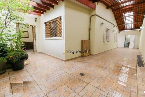 Casa À Venda, 212 M² Por R$ 1.915.000,00 - Brooklin - São Paulo/sp - Ca3782