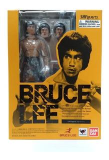 Bruce Lee Bandai S.h. Figuarts Figura De Acción Articulada